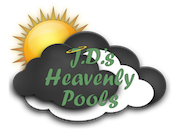 JDs Heavenly Pools Logo